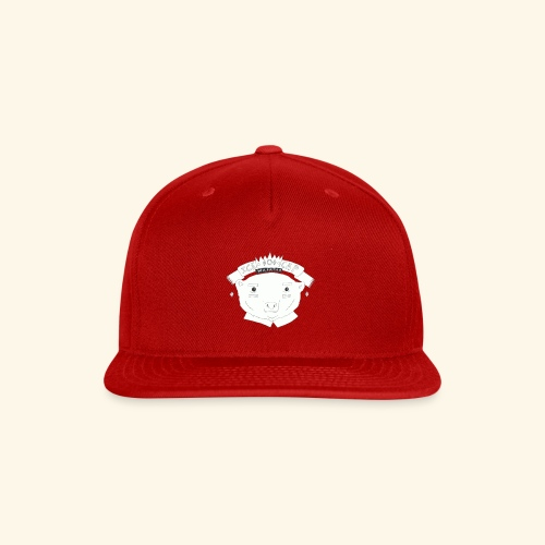 Polar Warrior - Snap-back Baseball Cap