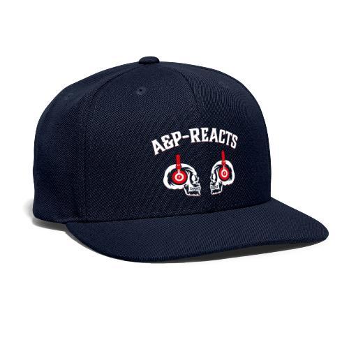 A&P Skulls - Snapback Baseball Cap