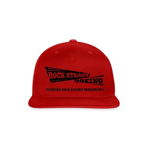 I Am Rock Steady T shirt - Snap-back Baseball Cap
