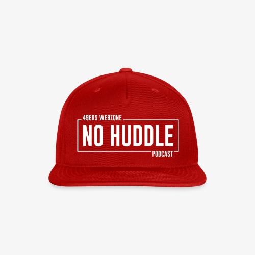 No Huddle Podcast - Snap-back Baseball Cap