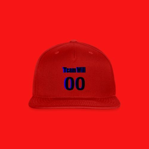 Team Will - Snap-back Baseball Cap