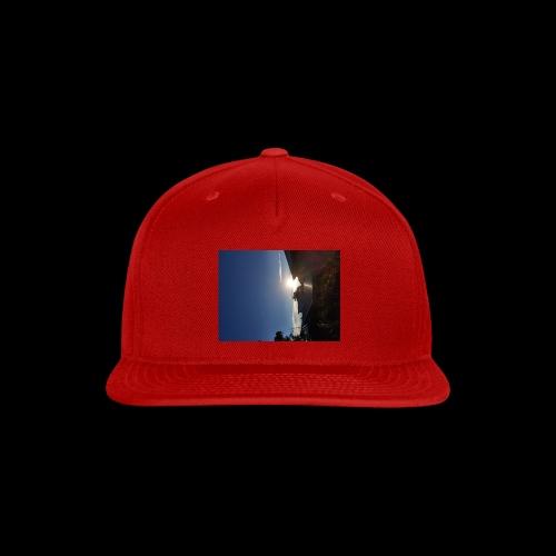 we dont sleep alone - Snap-back Baseball Cap