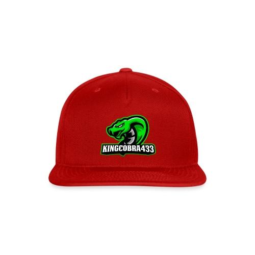 Kingcobra433 - Snap-back Baseball Cap