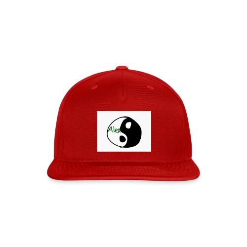 5C4FDE18 1950 4249 9B94 086C126BD820 - Snap-back Baseball Cap