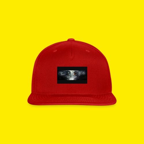 IMG 0812 - Snap-back Baseball Cap