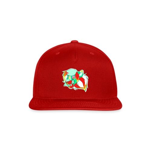 Psychedelic Lion - Snap-back Baseball Cap