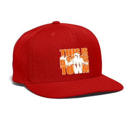 TIBT HELMET BAKER - Snap-back Baseball Cap