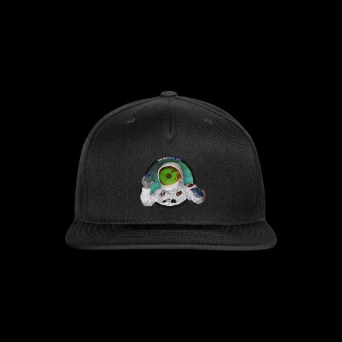 Spaceboy Music Logo - Snapback Baseball Cap
