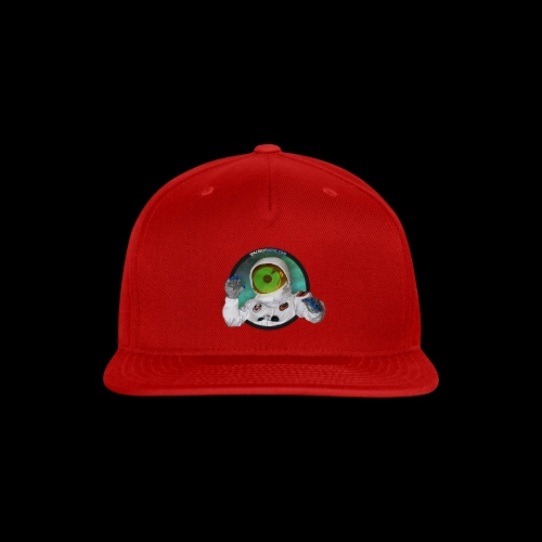 Spaceboy Music Logo - Snap-back Baseball Cap