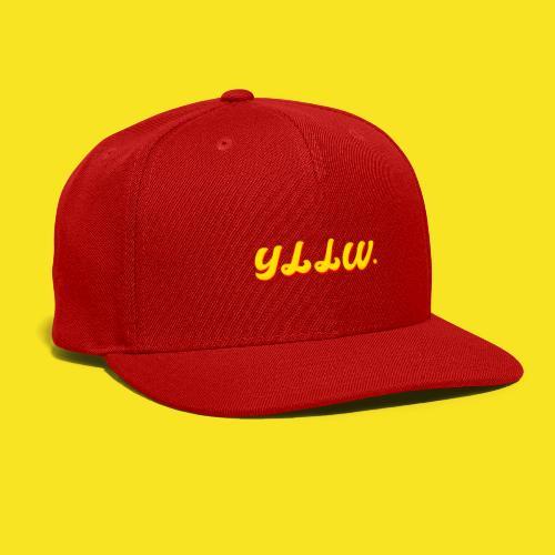 YLLW CLASSIC - Snap-back Baseball Cap