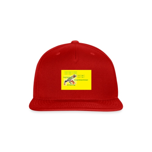 yellowshirt - Snap-back Baseball Cap