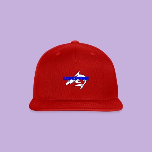 CoveShark - Snap-back Baseball Cap