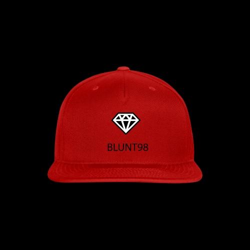 BLUNT98 - Apparel For Creative People - Snap-back Baseball Cap
