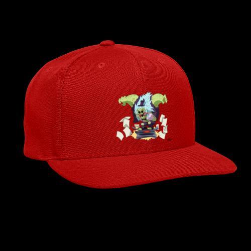 Printing - Snapback Baseball Cap