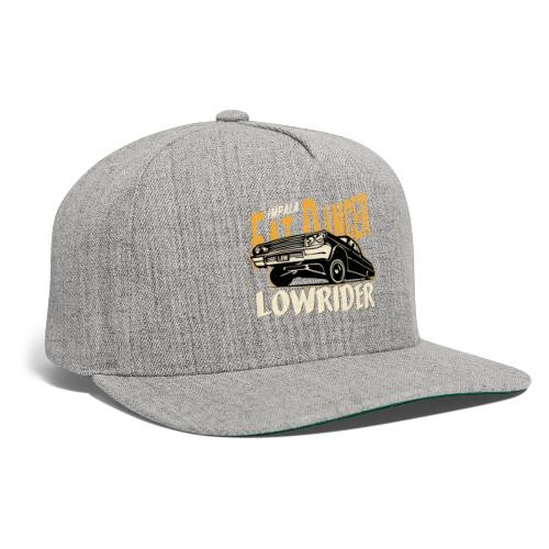 Chevy Impala - Fat Dancer - Snapback Baseball Cap