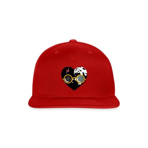 Spotted.Horse - Snap-back Baseball Cap