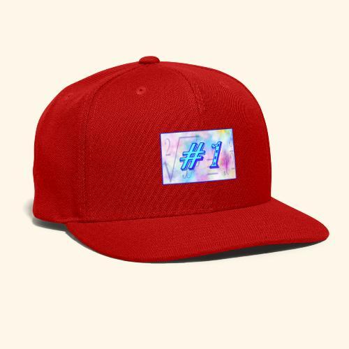Top Nerd - Snap-back Baseball Cap