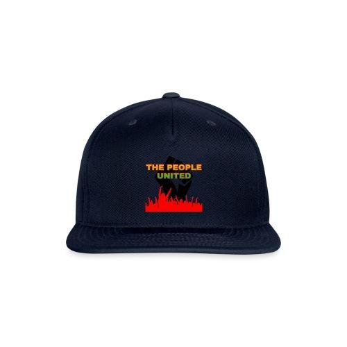 The People United - Snapback Baseball Cap