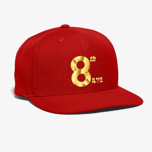 8th ave - Snap-back Baseball Cap