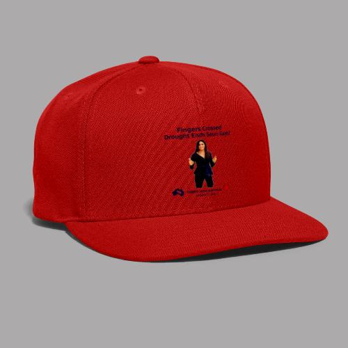 Prince Harry and Meghan Visit Dubbo - 17/10/2018 - Snapback Baseball Cap