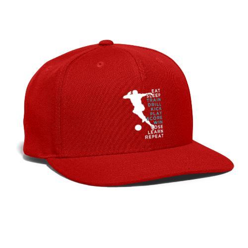 E,S,T,D,K,P,S,W,L,L,R - Snap-back Baseball Cap