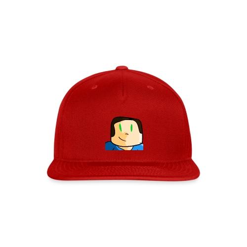 MCSings Hoodie!!1 - Snap-back Baseball Cap