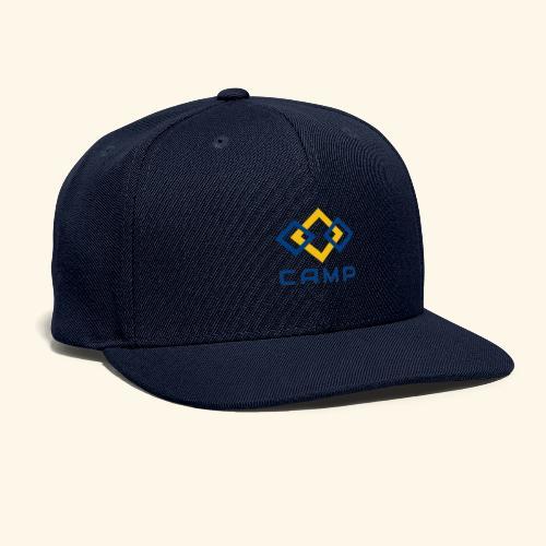 CAMP LOGO and products - Snapback Baseball Cap