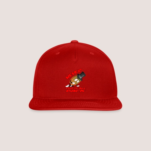 THE NEVER PUT IT ALL BACK PENNY - Snap-back Baseball Cap
