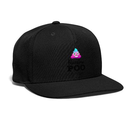 Rainbow Poo - Snap-back Baseball Cap