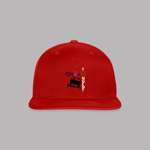 Off On A Tangent - Snap-back Baseball Cap