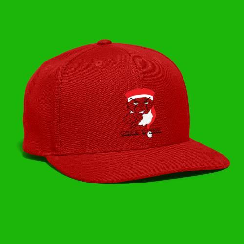 santa - Snap-back Baseball Cap