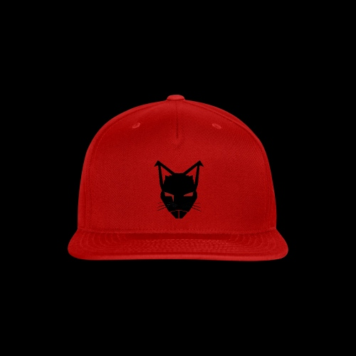 RatCrusher (BLACK) - Snap-back Baseball Cap
