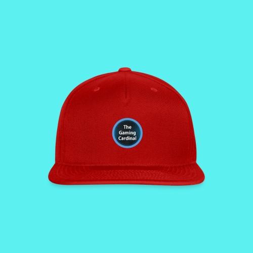 solo logo no back ground - Snap-back Baseball Cap