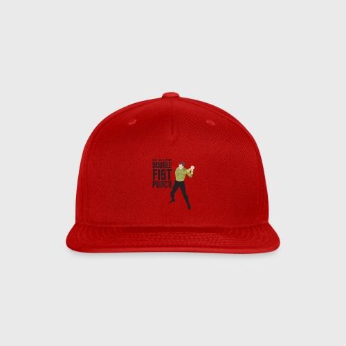 Captain Kirk Double Fist Punch - Snapback Baseball Cap