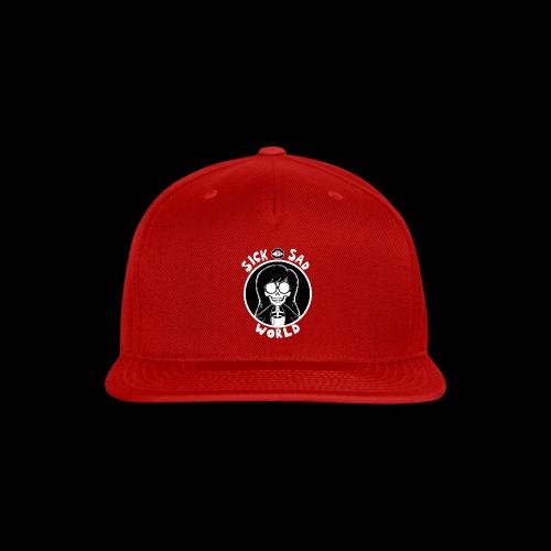 HEXX Daria sick - Snap-back Baseball Cap