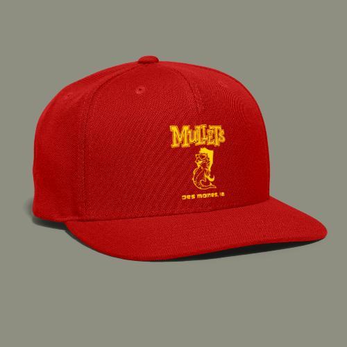 Mullets Color Series - Snap-back Baseball Cap
