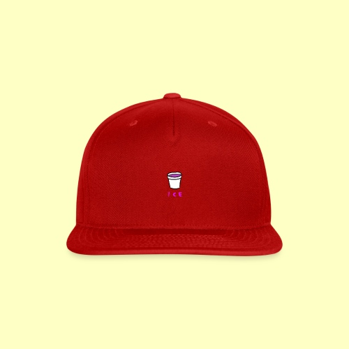 ICE - Snap-back Baseball Cap