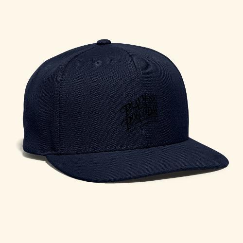 shirt3 FINAL - Snapback Baseball Cap