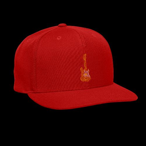 Electric Guitar | Music Rocks - Snap-back Baseball Cap