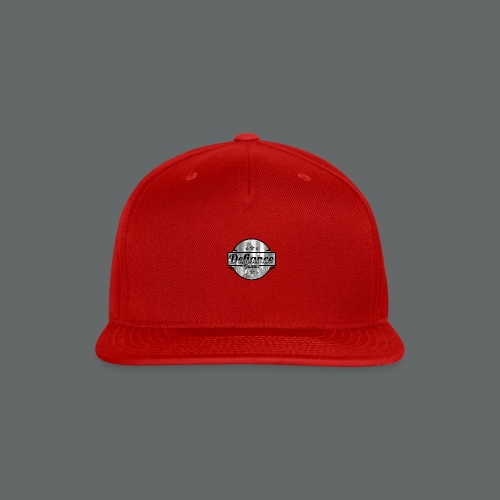 Defiance Games Street Logo Shirt - Snap-back Baseball Cap