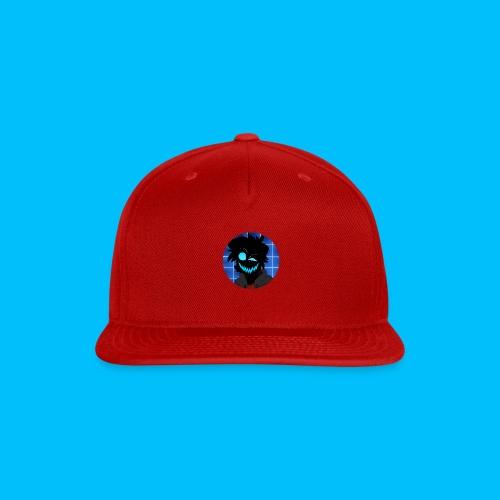 Maniacal Icon - Snap-back Baseball Cap