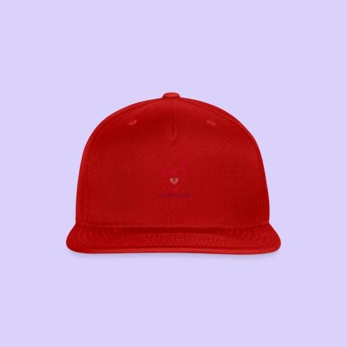 Heart Breaker - Snap-back Baseball Cap