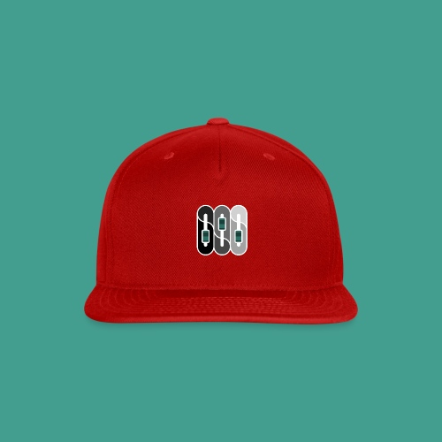 Silverman Sound Studios Logo - Snap-back Baseball Cap