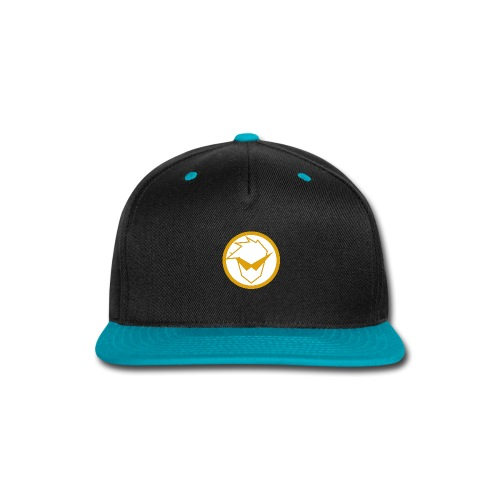FG Phone Cases (Pure Clean Gold) - Snap-back Baseball Cap