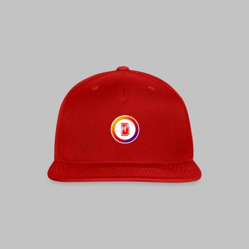 DwillaGaming - Snap-back Baseball Cap