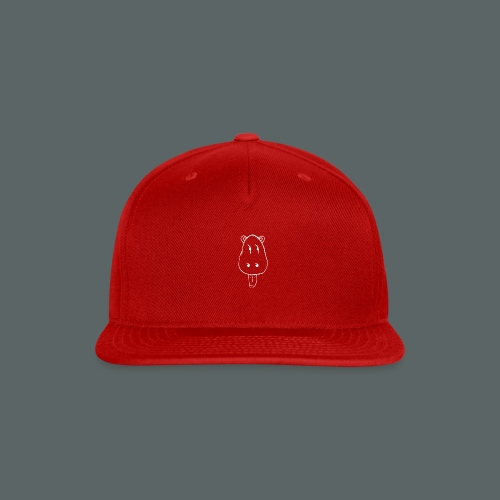 UmumiHead-White - Snap-back Baseball Cap