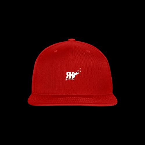 RKStudio White Logo Version - Snapback Baseball Cap