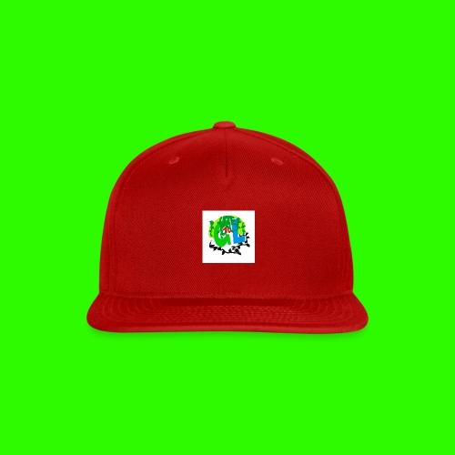 Greenleaf10 logo - Snap-back Baseball Cap