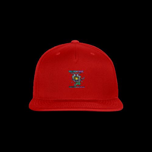 MY SHIRT - Snap-back Baseball Cap