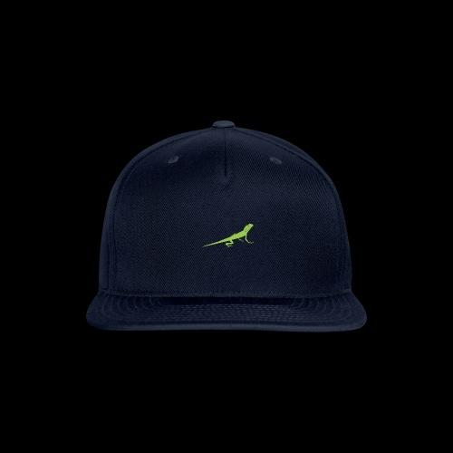 teen lizard - Snapback Baseball Cap